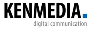 Logo Kenmedia Internetagentur Kiefer Texterstellung Lektorat Korrektorat